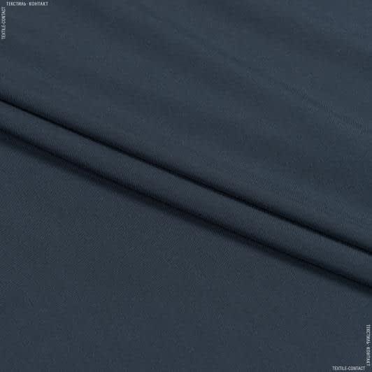 Тканини для дитячого одягу - Штапель фалма темно-сірий