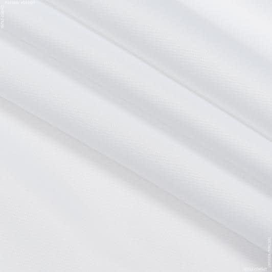Тканини для спортивного одягу - Адідас білий