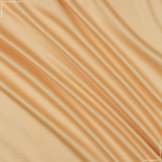 Тканини для постільної білизни - Сатин карамельний
