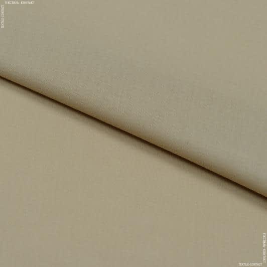 Ткани для платьев - Батист темно-бежевый