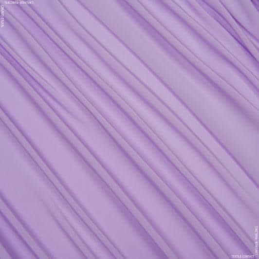 Ткани для брюк - Костюмный мокрый шелк сиреневый