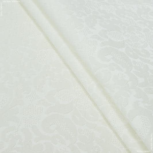 Ткани портьерные ткани - Декоративная ткань  рапсодия / крем