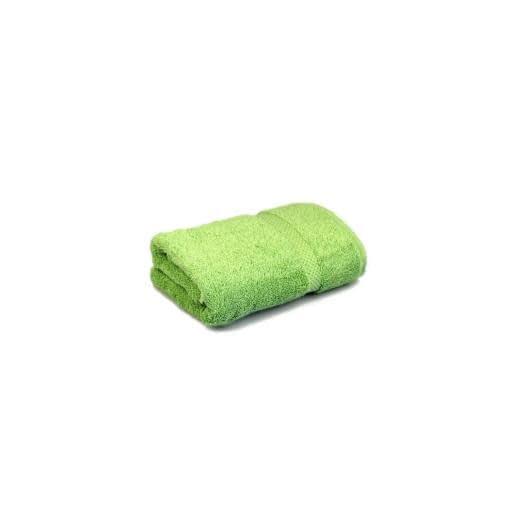 Ткани махровые полотенца - ПОЛОТЕНЦЕ МАХРОВОЕ  50х90   ФИСТАШКОВЫЙ