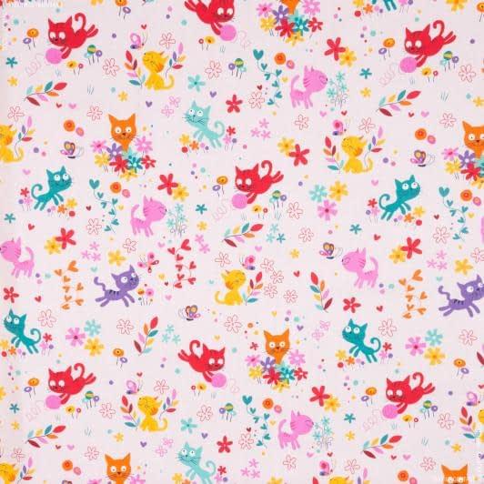 Тканини для дитячої постільної білизни - Бязь набивна дитяча