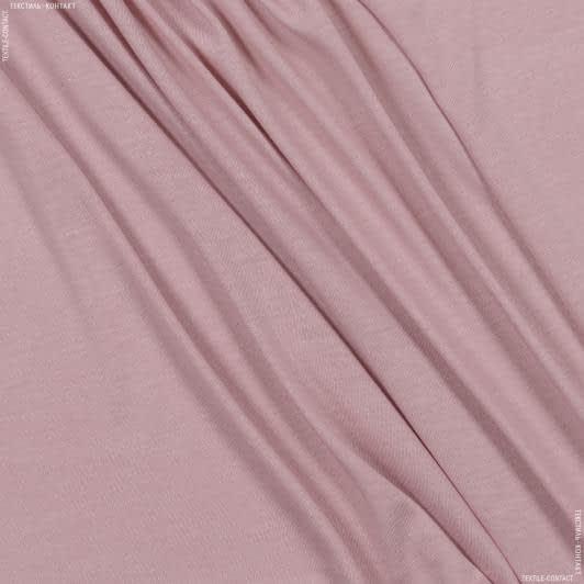 Тканини для суконь - Трикотаж фрезово-рожевий