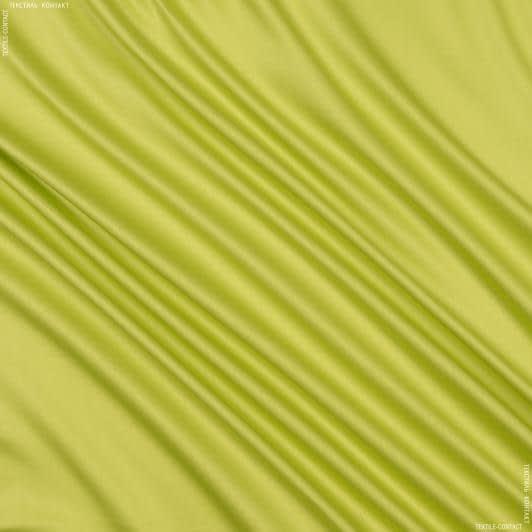 Ткани для постельного белья - Сатин зеленый