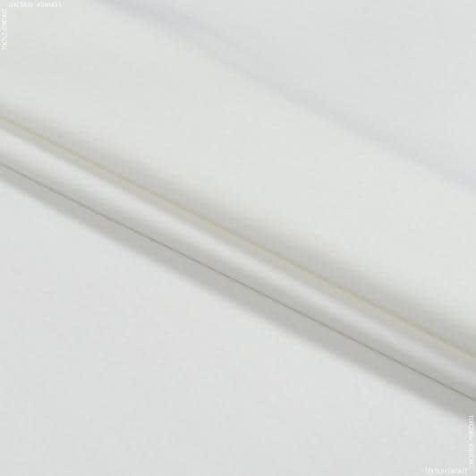 Тканини для штанів - Котон-сатин лайт стрейч білий