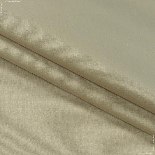 Ткани для банкетных и фуршетных юбок - Декоративный сатин  гандия/gandia беж