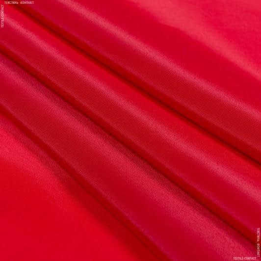 Тканини для хусток та бандан - Креп кошибо червоний