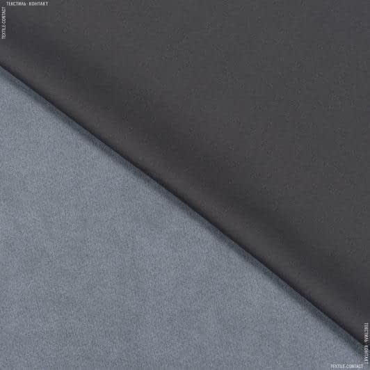 Ткани для костюмов - Замша искусственная светло-серый