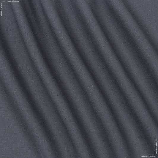 Тканини для штанів - Льон сіро-графітовий
