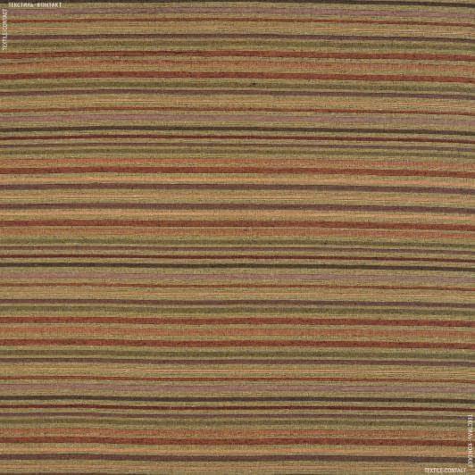 Тканини для декоративних подушок - Гобелен смуга бордо