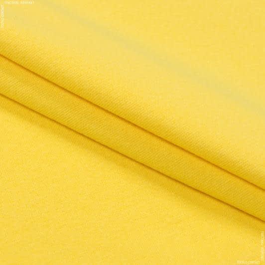 Тканини для спортивного одягу - Ластічне полотно жовтий лимон