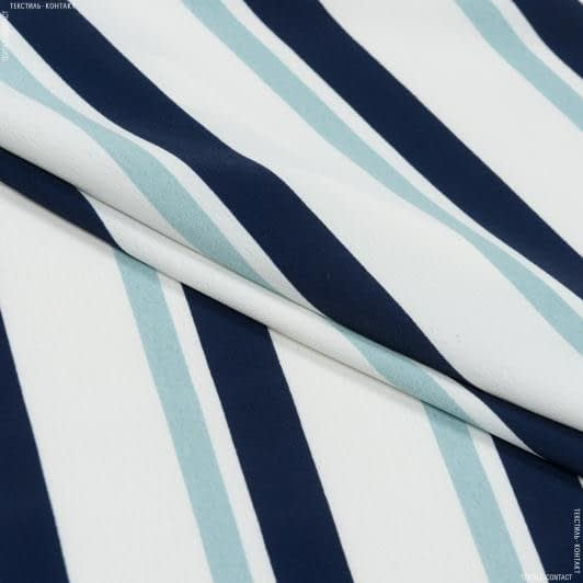 Тканини для білизни - Крепдешин принт
