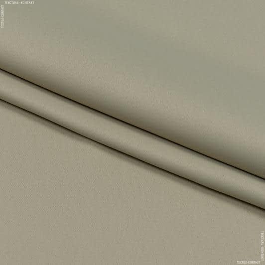 Ткани портьерные ткани - БЛЕКАУТ ОДНОТОННЫЙ/ BLACKOUT СВ.ОЛИВКА полосатость