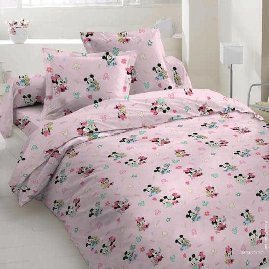 Ткани для детского постельного белья - Бязь  набивная  RАNFORCE  HT