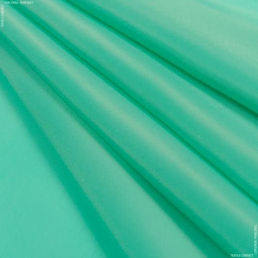 Ткани для платков и бандан - Креп кошибо светлая мята