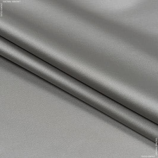 Тканини портьєрні тканини - Декоративна тканина вінсент / сірий