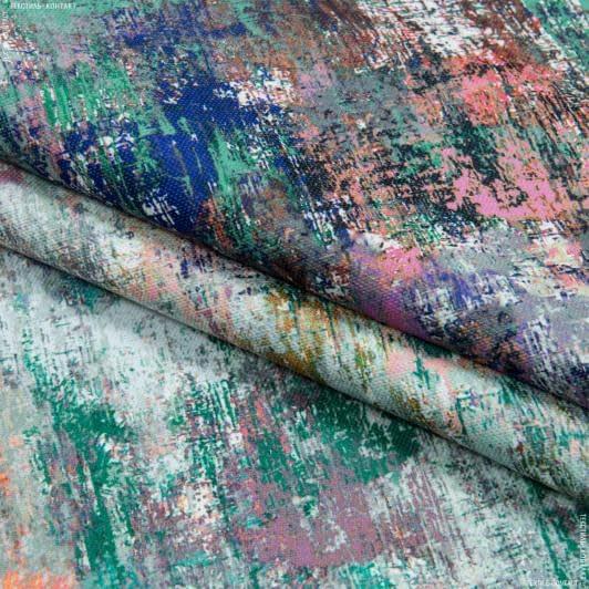 Тканини нубук - Декоративний нубук петек баскілі/petek baskili