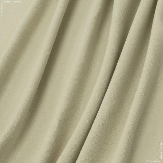 Тканини для спортивного одягу - Ластичне полотно бежевий