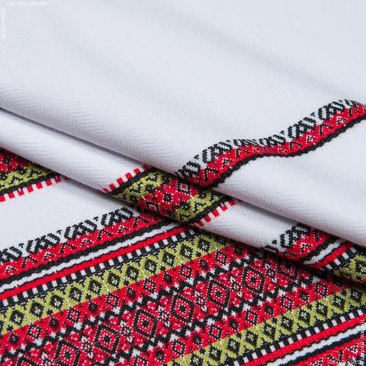 Ткани для юбок - Ткань скатертная  тдк-103 №1 вид 4