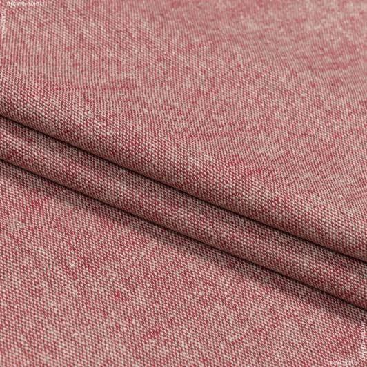 Тканини портьєрні тканини - Декоративна тканина танамі беж бордо