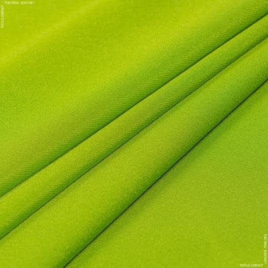 Ткани для платьев - Трикотаж жасмин тонкий оливковый