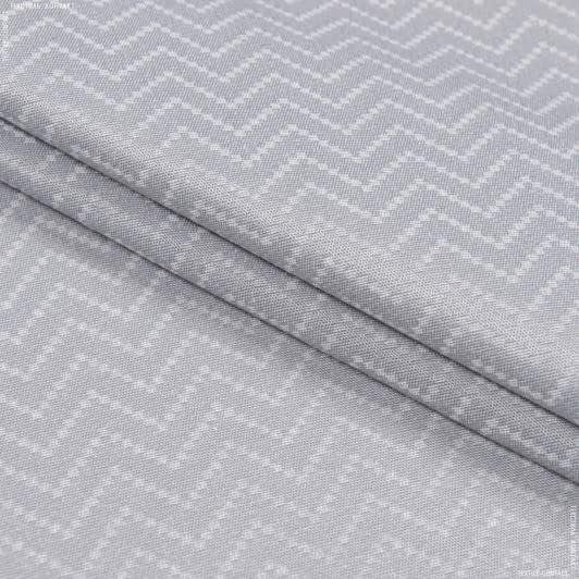 Тканини horeca - Скатертна тканина камелія св.сірий