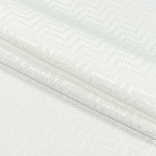 Ткани horeca - Скатертная ткань камелия  молочный