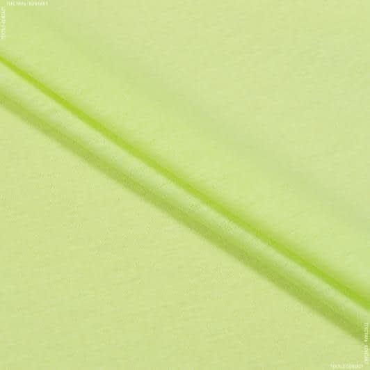 Тканини підкладкова тканина - Трикотаж підкладковий салатовий