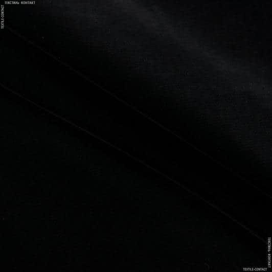 Ткани для мебели - Велюр  восгес/vosges  черный сток