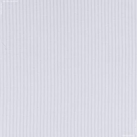 Ткани для платков и бандан - Сорочечная cervotessile полоска бело/серый