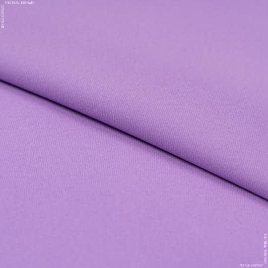 Ткани для рукоделия - Замша искуственная лайт сиреневый