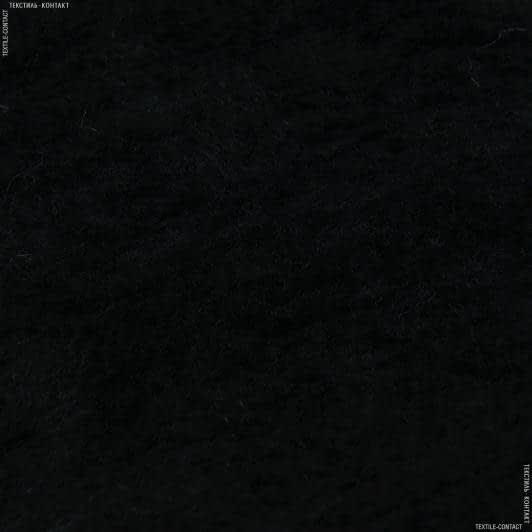 Тканини для підкладки - Хутро підкладкове чорний