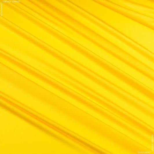 Тканини для суконь - Трикотаж жасмін жовтий