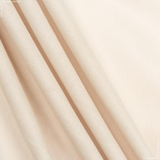 Ткани для платков и бандан - Батист светло-бежевый