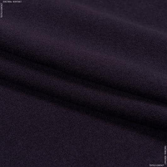 Тканини для верхнього одягу - Пальтовий кашемір вірджинія чорнильний