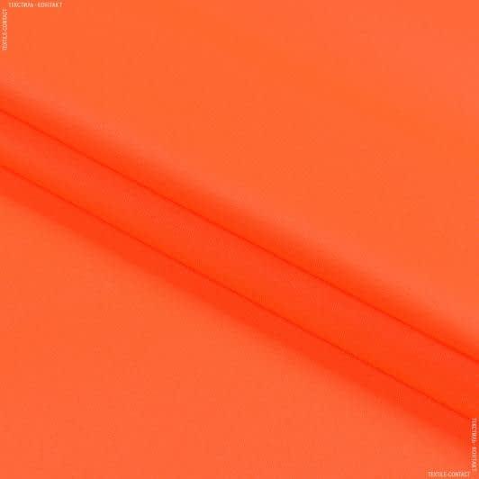 Ткани для спецодежды - Грета 2701 ВСТ оранжевый/люминисцентный