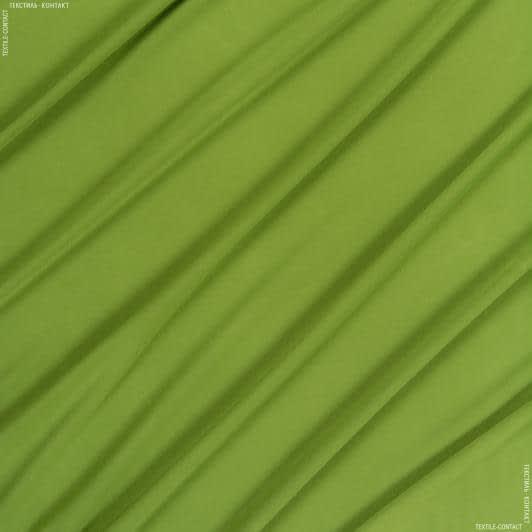 Ткани для платьев - Трикотаж масло оливковый