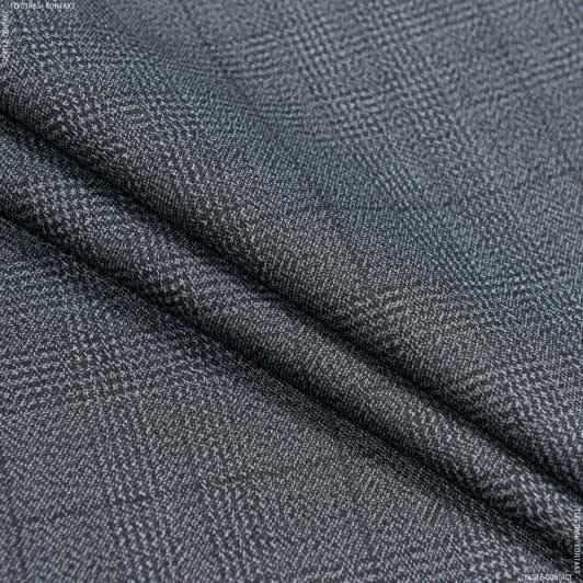 Ткани для костюмов - Костюмная вискоза серый меланж