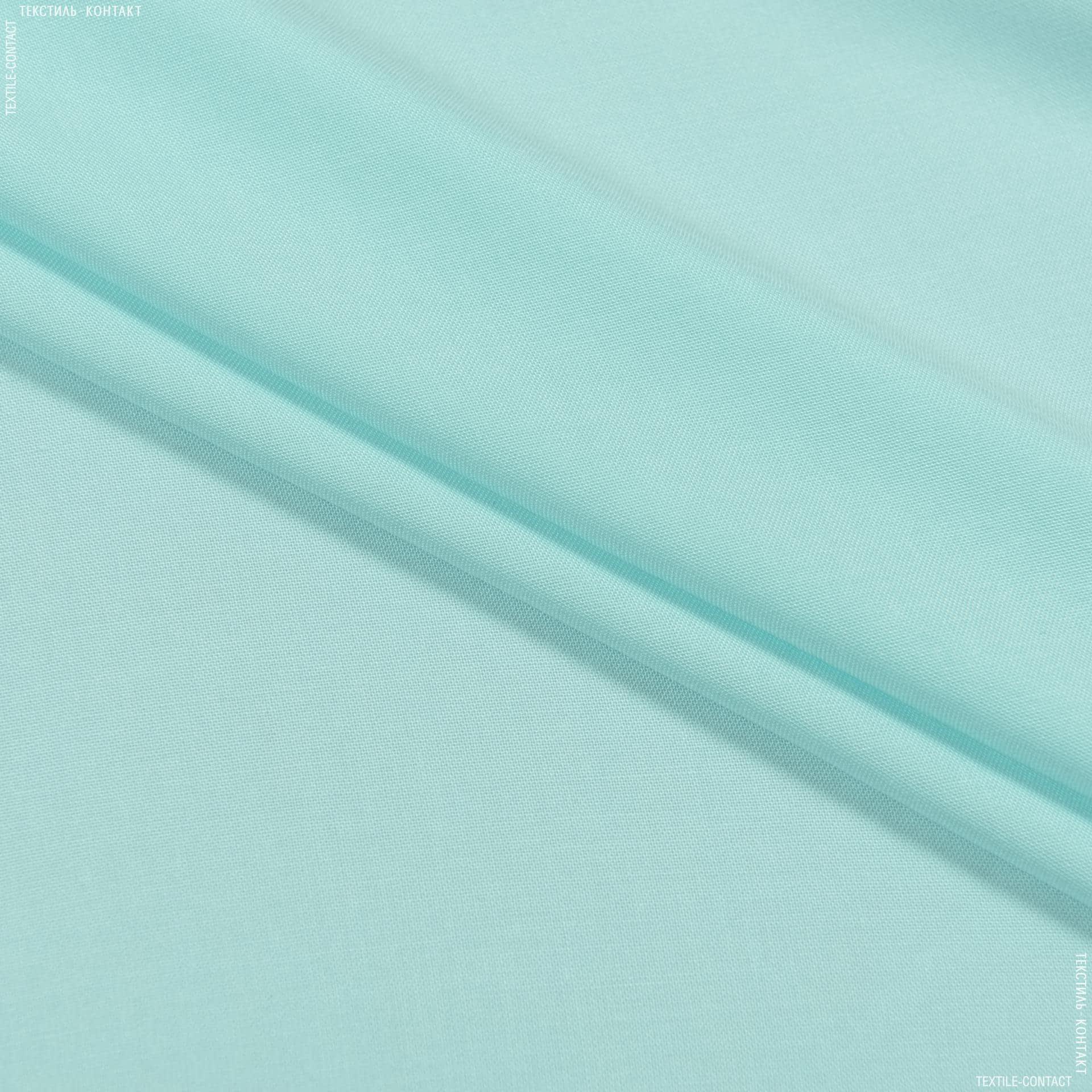 Ткани для детской одежды - Штапель фалма светлая мята