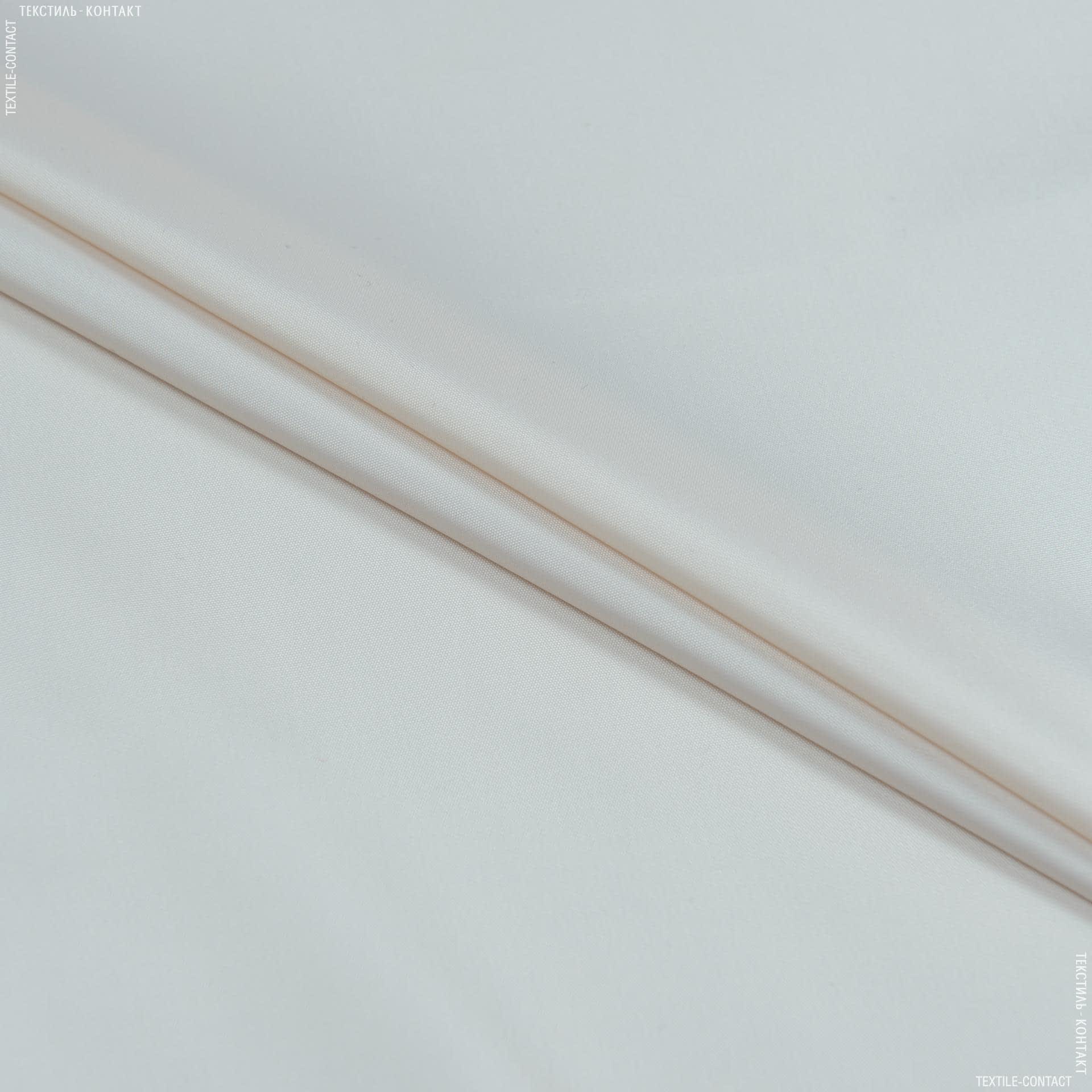 Ткани для верхней одежды - Вива плащевая кремовый