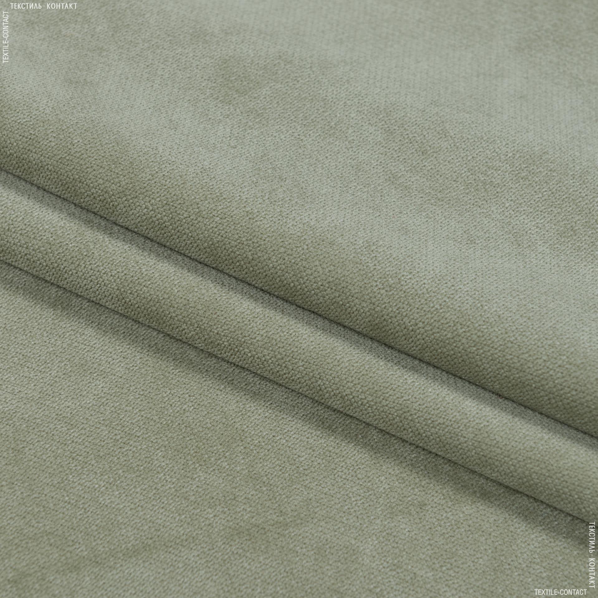 Ткани для мебели - Велюр будапешт/budapest оливка