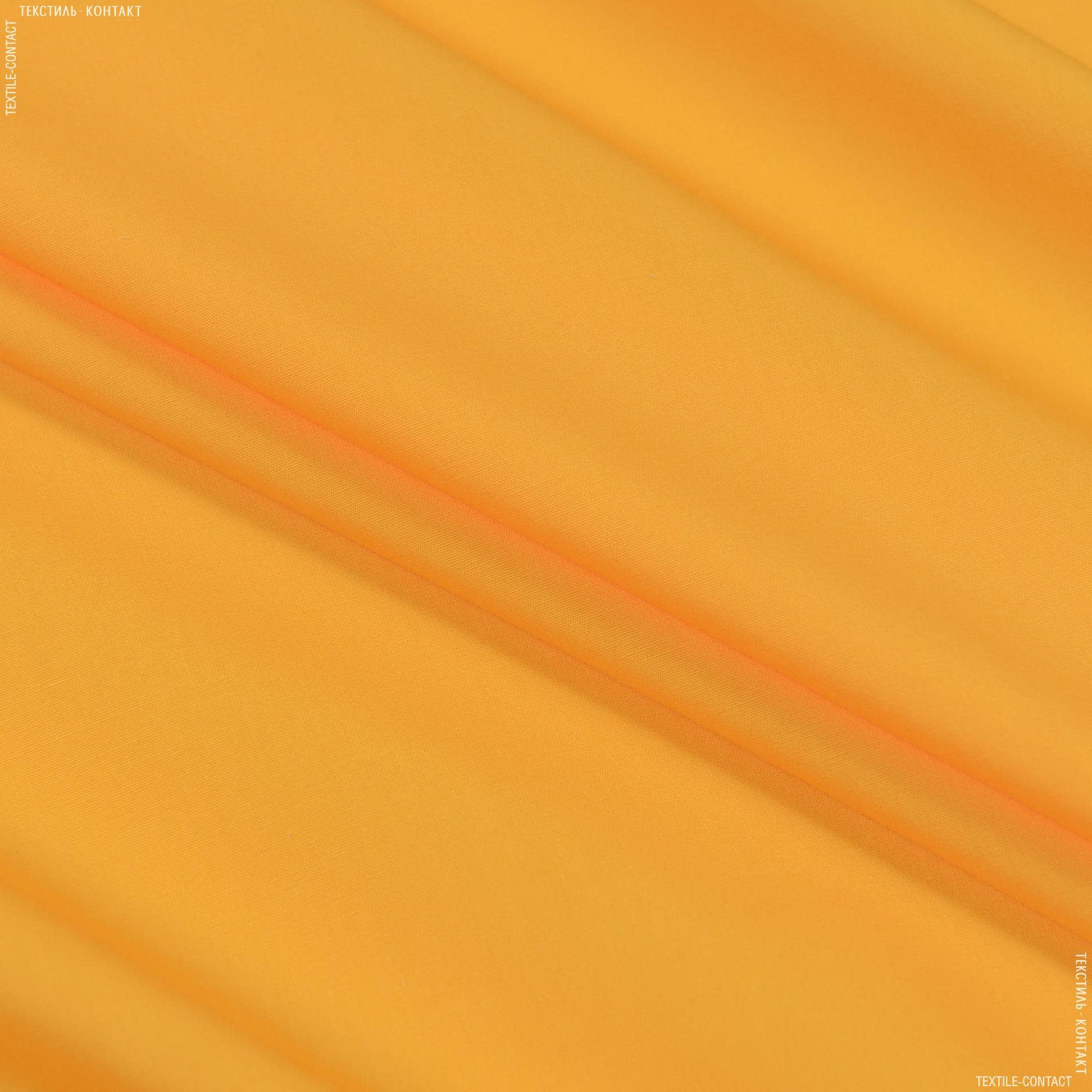 Тканини для суконь - Сорочкова яскраво-жовтий