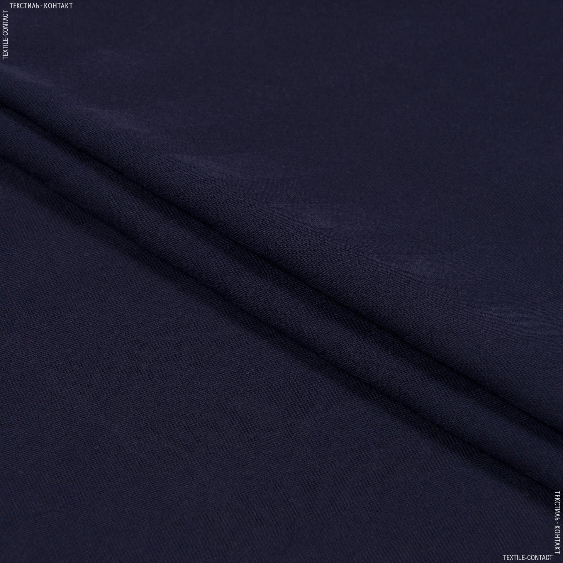 Тканини підкладкова тканина - Трикотаж підкладковий темно-фіолетовий