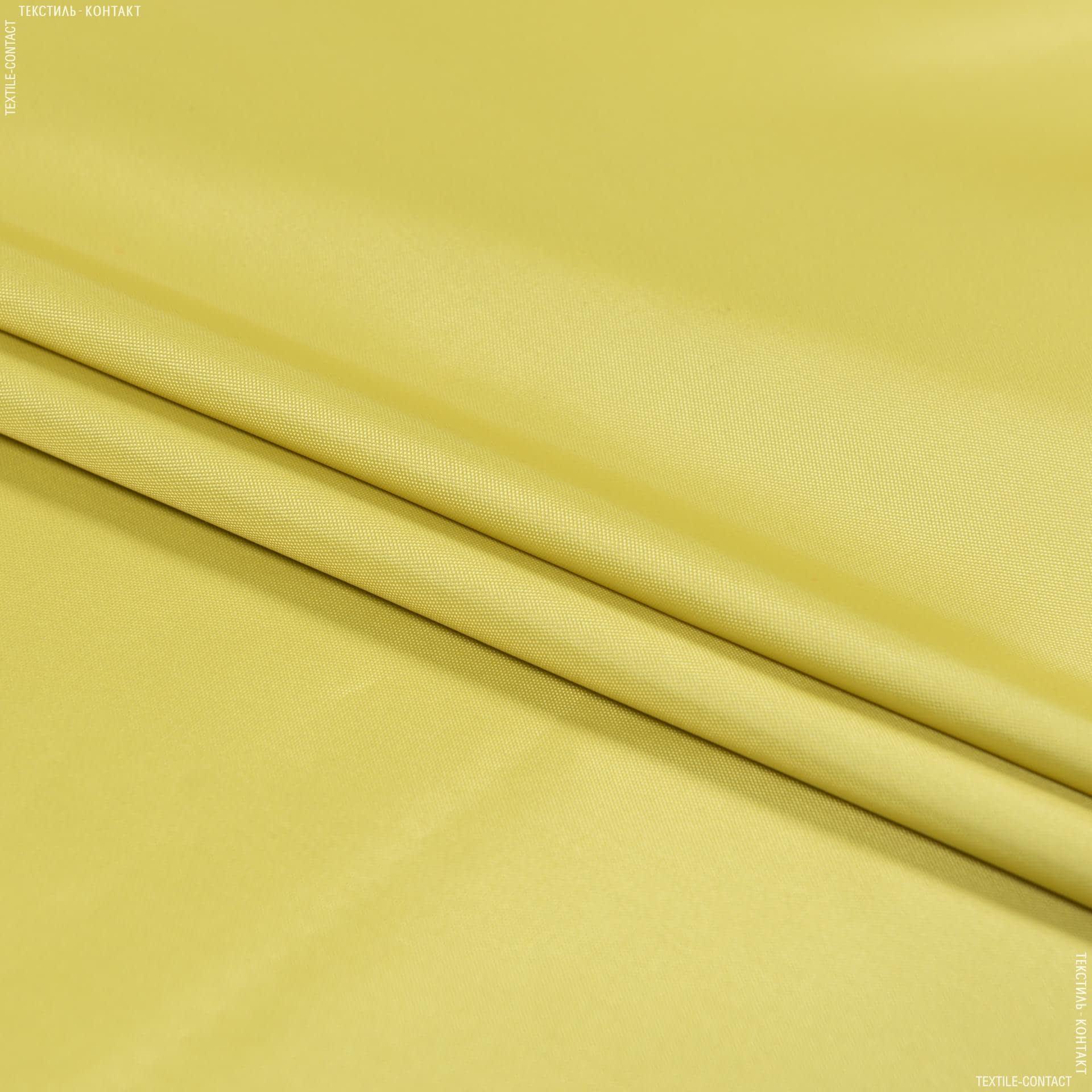 Ткани для верхней одежды - Болония сильвер горчица