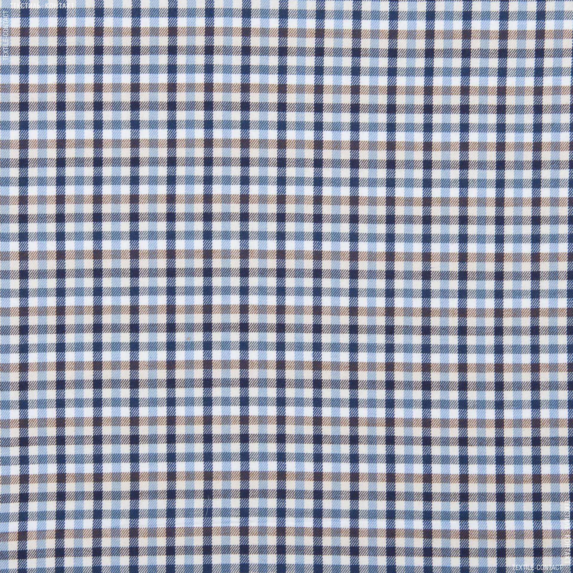 Ткани для платков и бандан - Сорочечная monti фланель