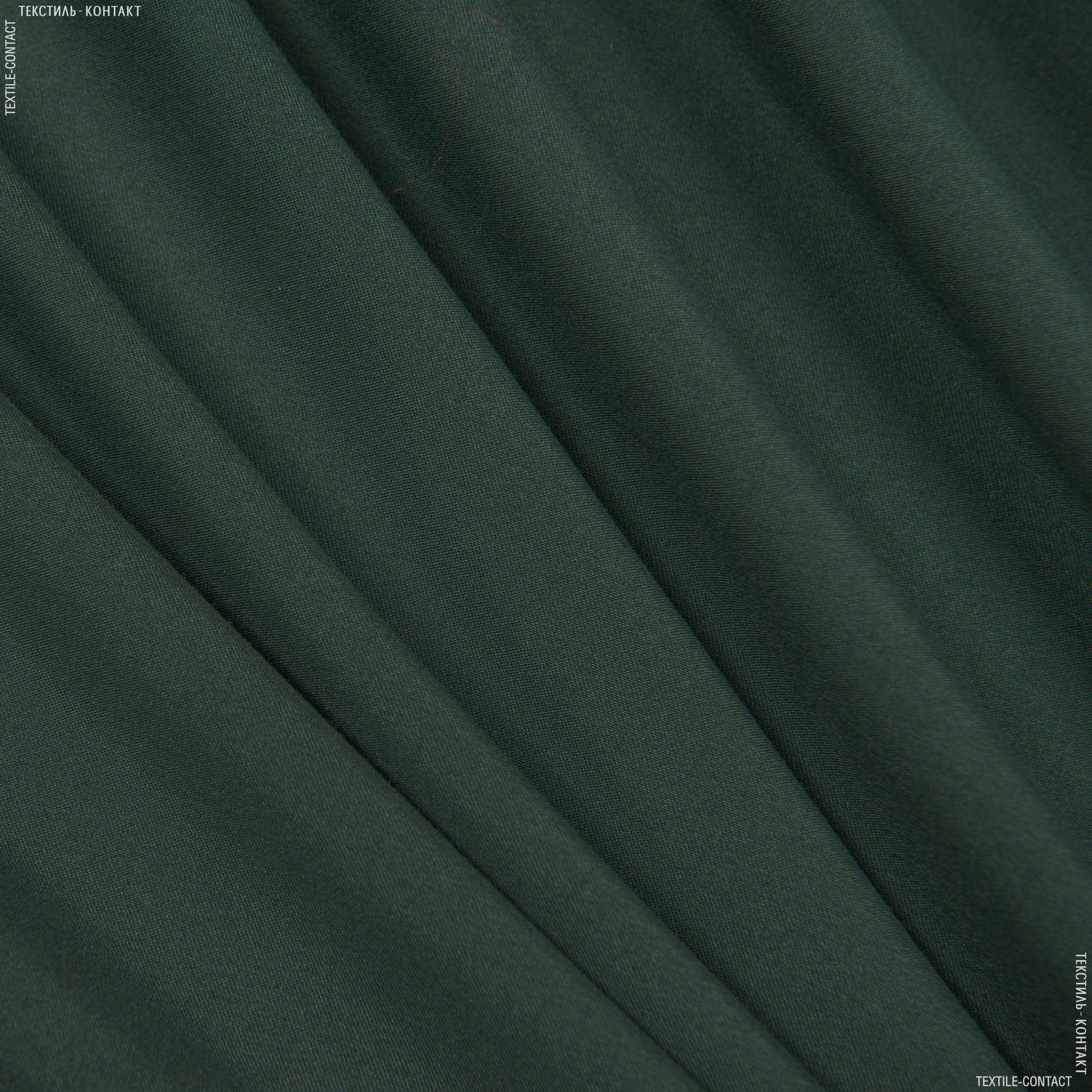 Тканини для спортивного одягу - Плащова (мікрофайбр) темно-зелений