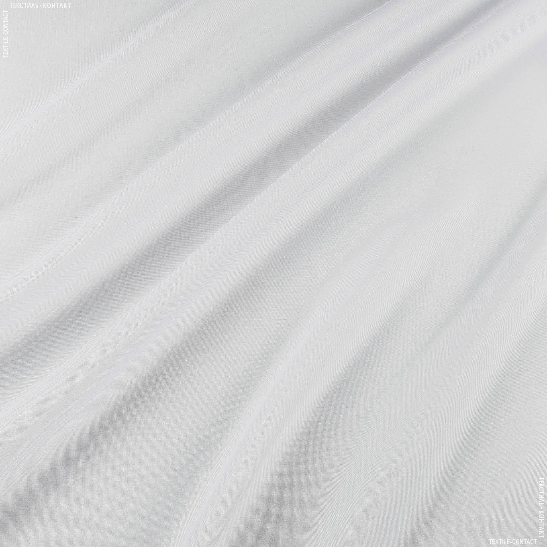 Ткани гардинные ткани - Тюль с утяжелителем  батист арм/arm  бело-лиловый