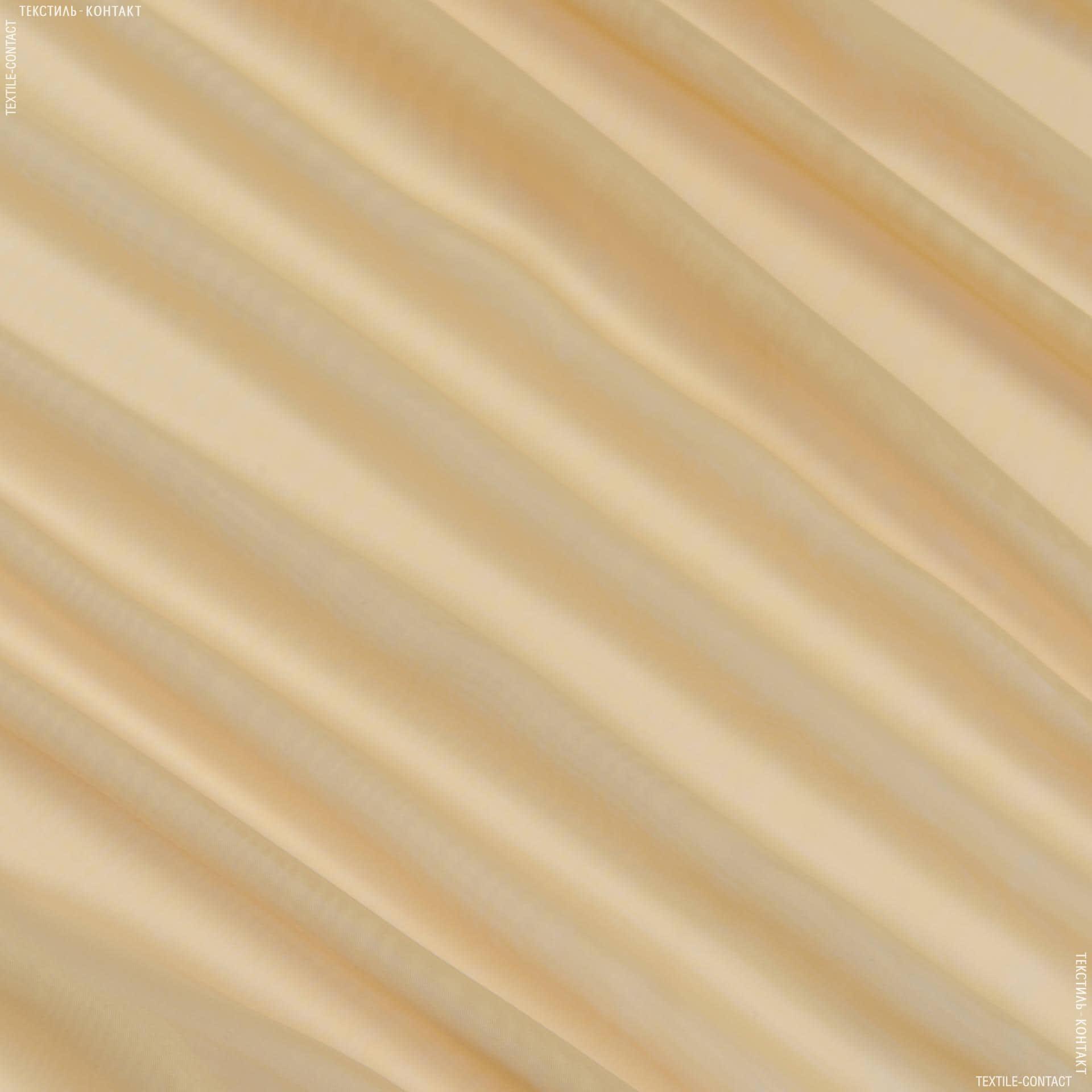Ткани гардинные ткани - Тюль  вуаль глина